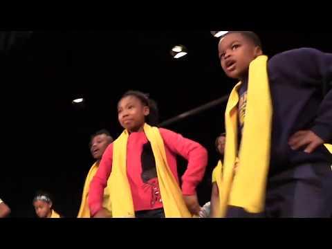 Cincinnati College Preparatory Academy in Ohio celebrated 2020 #SchoolChoiceWeek