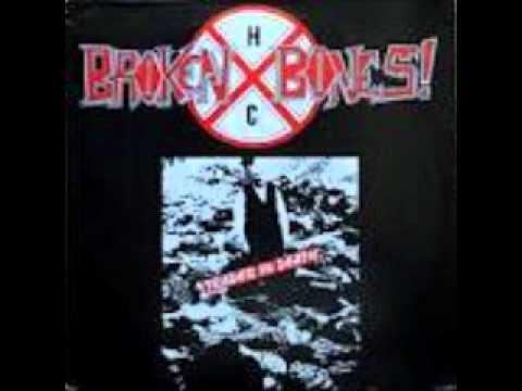Broken Bones - Trader In Death (FULL ALBUM)