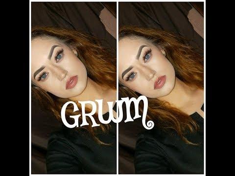 Simple Glam-Work GRWM-shelbybeautymaven thumbnail