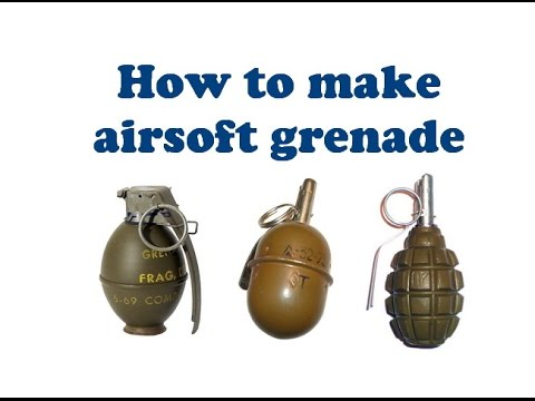 How To Make Petrify Grenade