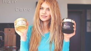Мой уход за волосами ♥ Любимые средства || Lizzy Zlobina