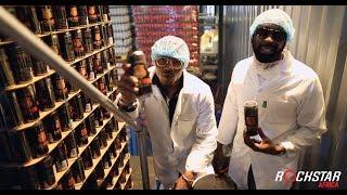 ALIKIBA awatabulisha product yake mpya Mofaya Energy Drink