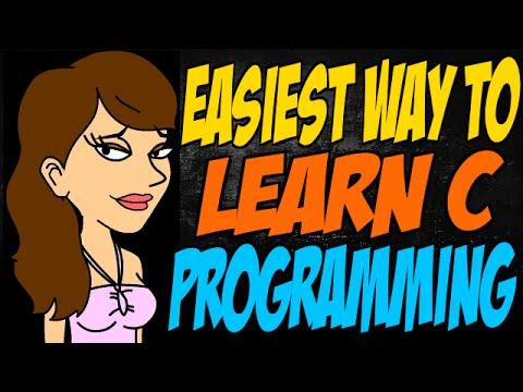 Easiest Way to Learn C Programming