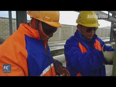 Chinese company facilitates Namibia's logistics hub ambition