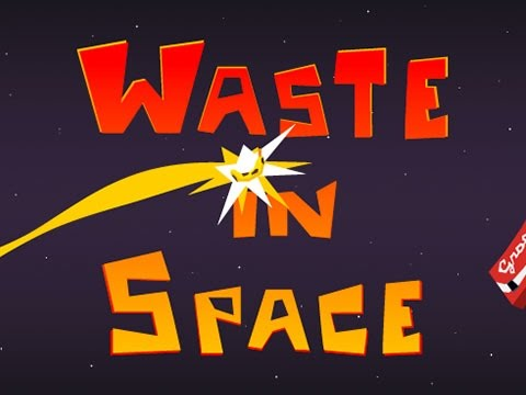 Waste in Space - Gameplay