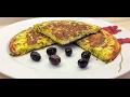 Omlet Böreği Tarifi- Kolay Kahvaltılık Tarif- Ev Lezzetleri