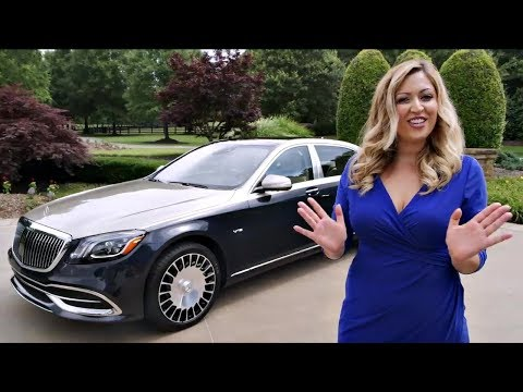 2020 Mercedes Benz Maybach S 650! Same Level With Rolls Royce Phantom? (Review)