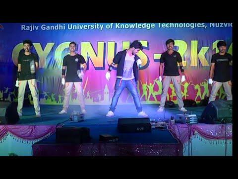 Best Rockstar performance    Santosh    Love praposal