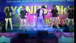 Best Rockstar performance || Santosh || Love praposal