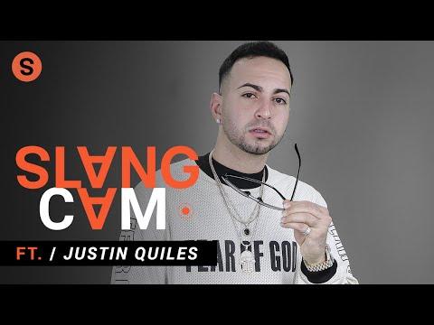 Justin Quiles sobre Daddy Yankee, su próximo LP y sus juntes con Cazzu y Rauw Alejandro | SlangCam