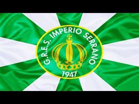 IMPÉRIO SERRANO 2019 - SAMBA OFICIAL (GRAVAÇÃO DA ESCOLA)