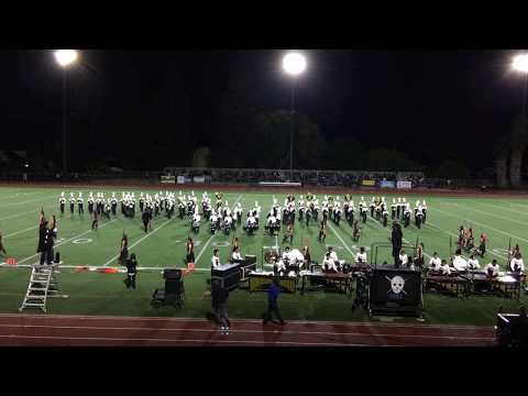 Milpitas High School Marching Band 2018 Foothill