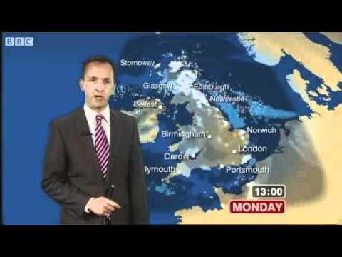 BBC Weather - UK Snow Update 1: Monday 29 November 2010