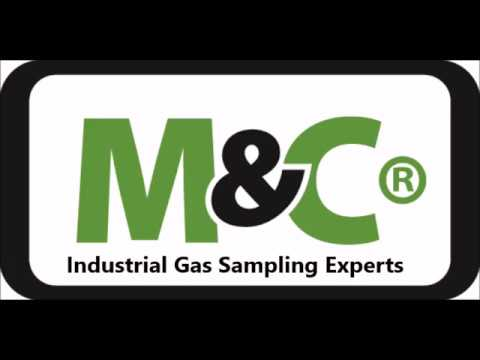 M&C Gas Sample Solutions for Industrial Sources