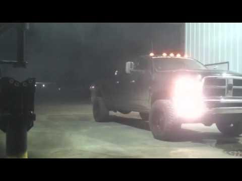 2012 Dodge Cummins 6.7 DPF Delete Smoke