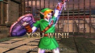 Soul Calibur II - Extra Arcade - Link Playthrough (Dolphin 40-3274)