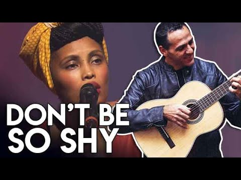 Don't Be So Shy - Imany - Guitar Chords (easy version) - How To Play