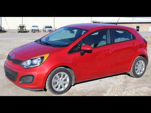 2015 Kia Rio LX Online at Tays Realty & Auction, LLC