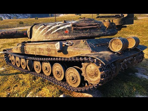 Object 705A - Heavy and Armored - World of Tanks Gameplay thumbnail