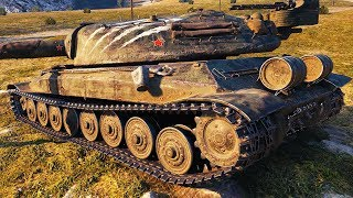 Object 705A - Heavy and Armored - World of Tanks Gameplay