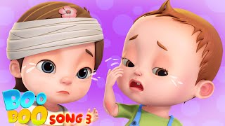 The Boo Boo Song -3   Videogyan Kids Songs & Nursery Rhymes   Cartoon Animation For Children