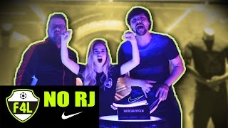 F4L VISITA: Batalha das Quadras Nike (Rio de Janeiro)