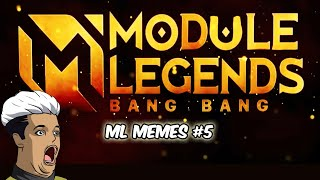 Download Lagu WELCOME TO MODULE LEGENDS! YOUR BRAIN IS UNDER ATTACK - MOBILE LEGENDS MEMES #5 mp3