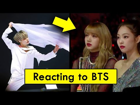WOW Idols reaction to BTS