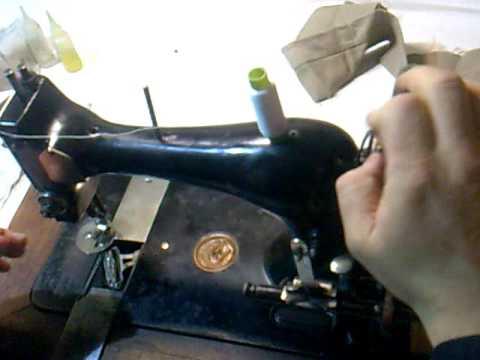 Швейная машинка  Инструкция  08 03 2015 064