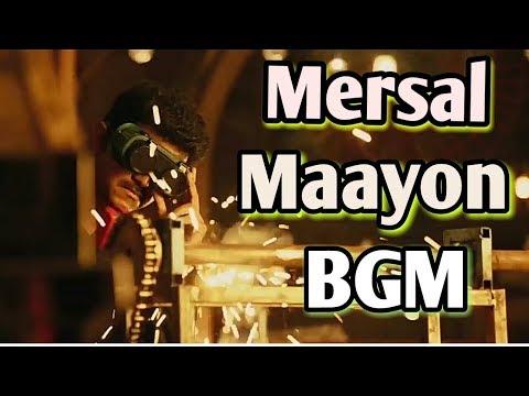 Mersal BGM Music | Mersal Songs | Mersal | Vijay | Vijay BGM