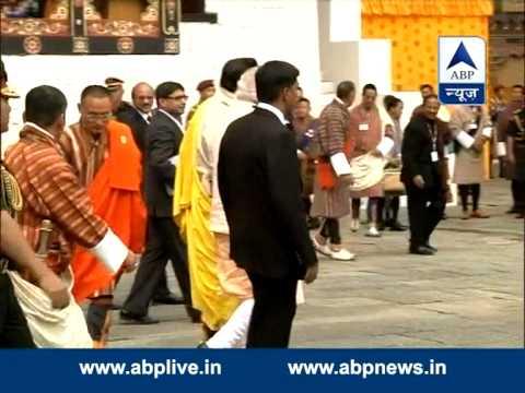 PM Modi meets Bhutan's King Jigme Khesar Namgyel Wangchuck