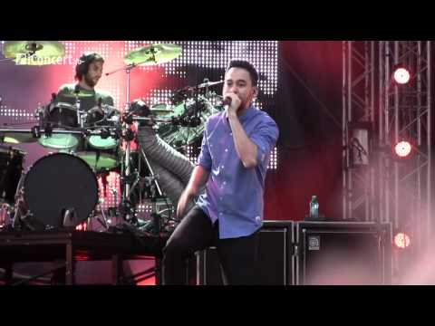 Linkin Park - Papercut - LIVE HD - iConcert.ro
