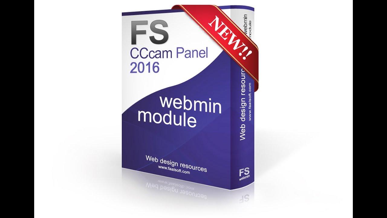 CCcam Panel Install