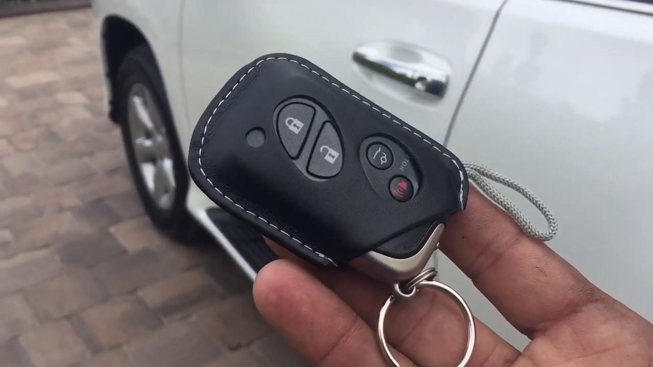 2017 Lexus Gx460 Shock Sensor Alarm