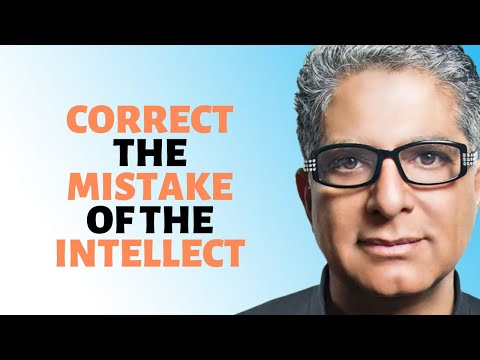 Correcting The Mistake Of The Intellect