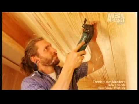 treehouse masters spa. Treehouse Masters - 06/14/2013 9pm Spa Part 4 @ Davis Ranch Retreat O