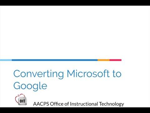 convert-ms-to-google