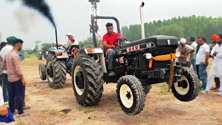 New Holland Mustang vs new Holland plus tractor tochan in Punjab