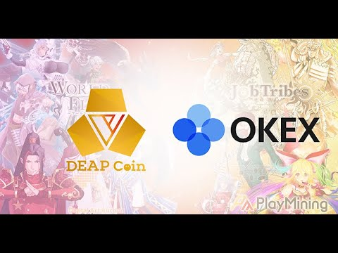 How to withdraw DEAPcoin from DAA & Trade in OKEx exchange