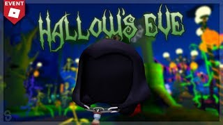 [EVENT] HOW TO GET THE GRIM REAPERS HOOD! | Hallow's Eve 2018 | Roblox Halloween Event