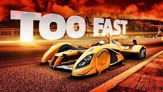 Racing the Fastest Car on Earth - Red Bull x2010