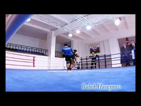 Babek Huseynov Training