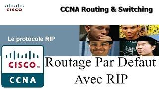 8 - Routage Par Defaut (IPV4) avec  RIPv2 - أجي تفهم بدارجة المغربية