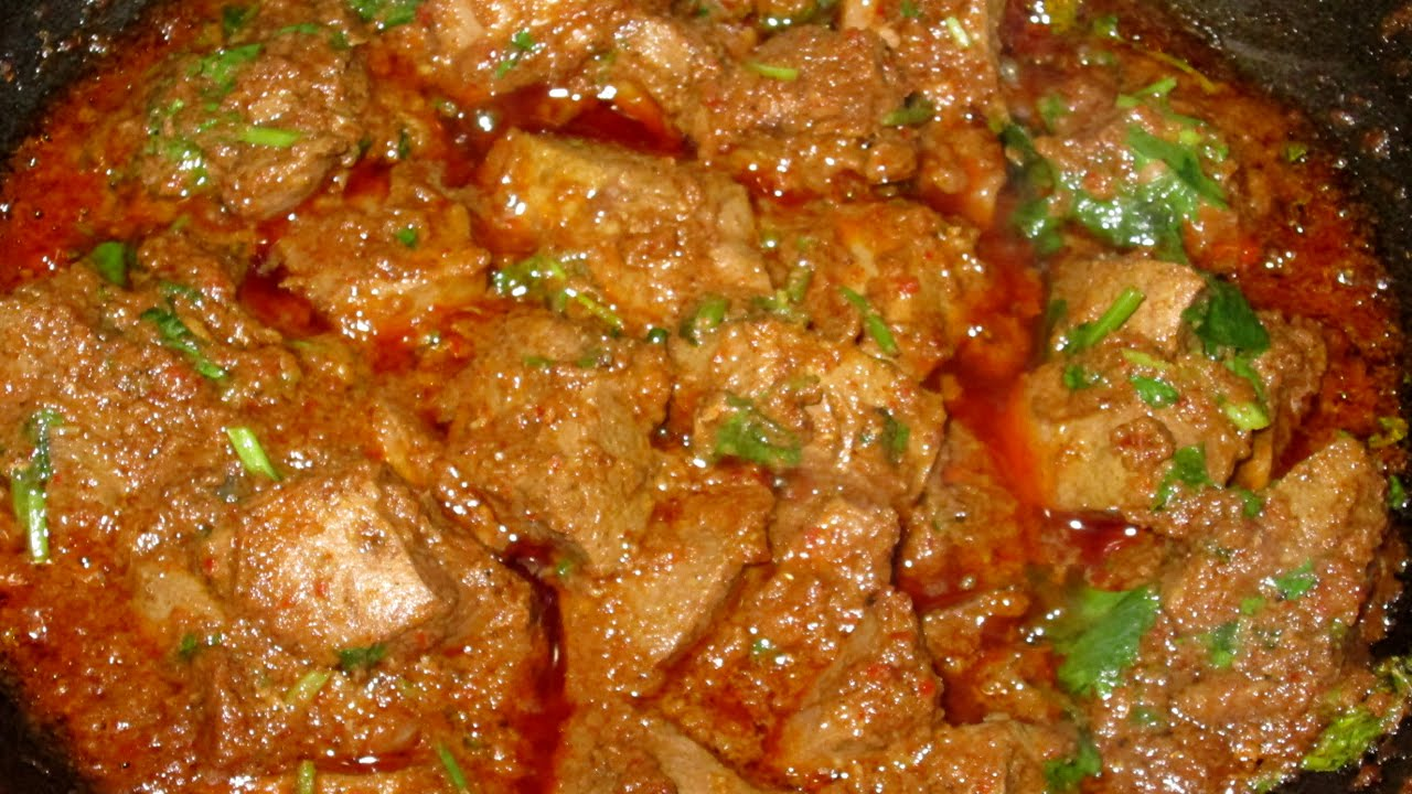 Goat liver with dill leaves indian kitchen cooking recipes - Goat Liver With Dill Leaves Indian Kitchen Cooking Recipes 15