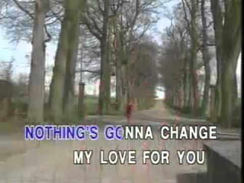 Air Supply Nothing's Gonna Change My Love For You Videoke   YouTube