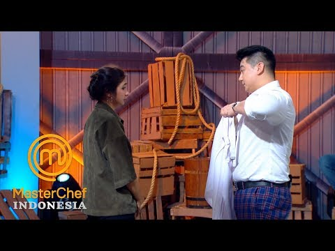 MASTERCHEF INDONESIA - Chef Arnold Robek Apron Milik Uci | Audition 2