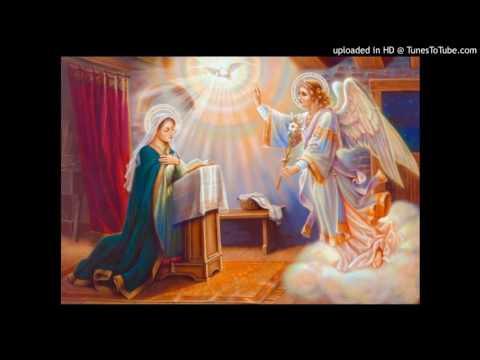 lagu rohani - salam bunda maria