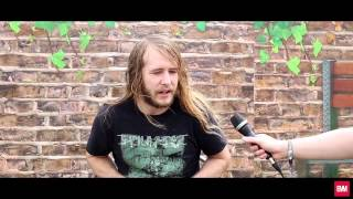 Alan Cassidy / The Black Dahlia Murder / Interview /  East Midlands Music