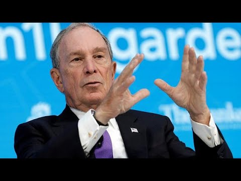 Bloomberg picks up US climate bill