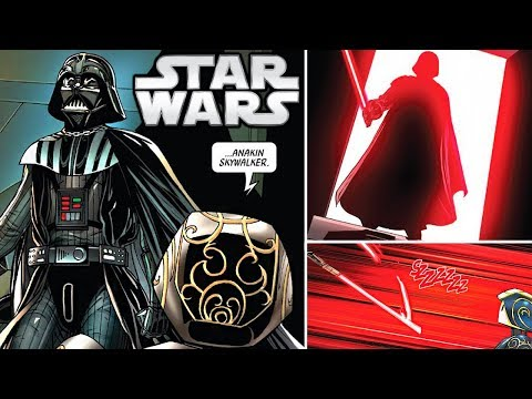Darth Vader FIGHTS the Droid Who Called Him ANAKIN (CANON) - Star Wars Explained